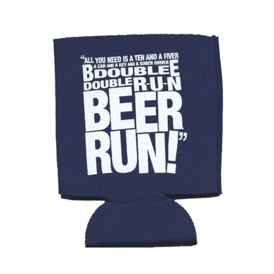 Todd Snider Beer Run Koozie