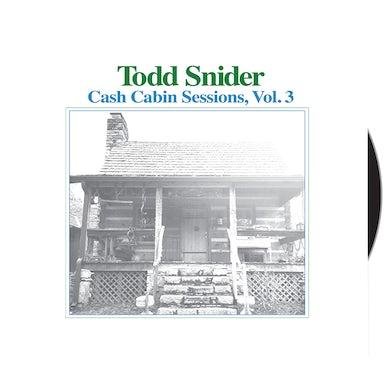 Todd Snider - Cash Cabin Sessions, Vol. 3 CD