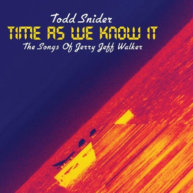 Todd Snider Time As We Know It CD