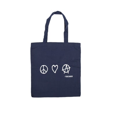 Peace, Love and Anarchy Tote