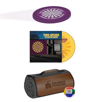 Todd Snider Hope and Wonder Outdoor CD Bundle