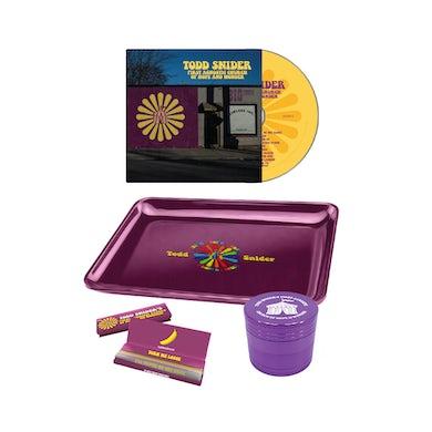 Todd Snider Hope and Wonder Stoner CD Bundle