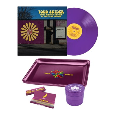 Hope and Wonder Stoner Limited Edition Color Vinyl Bundle