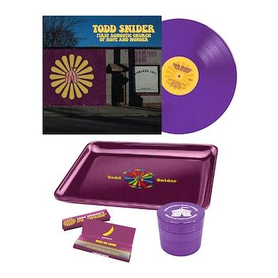Todd Snider Hope and Wonder Stoner Limited Edition Color Vinyl Bundle