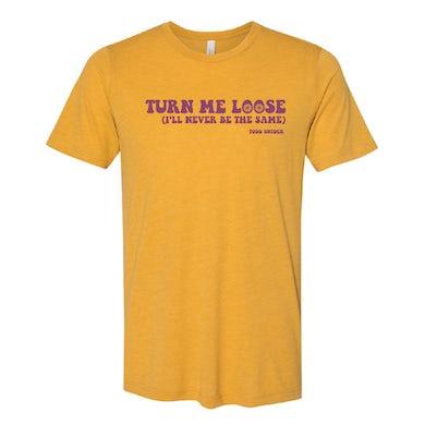 Todd Snider Turn Me Loose T-Shirt