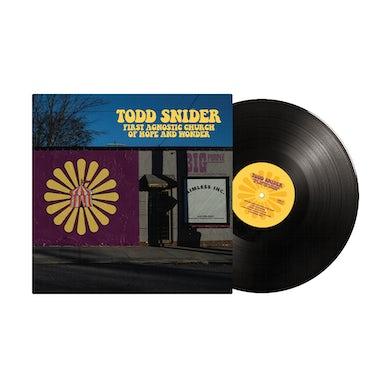 Todd Snider FAC Black Vinyl