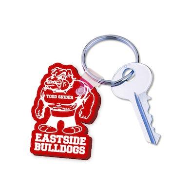 Todd Snider Eastside Bulldog Keychain