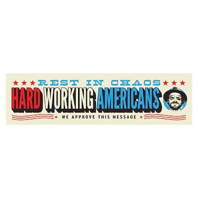 RIC Vinyl Bumper Sticker