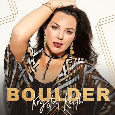 Krystal Keith Boulder EP Poster - 12 x 12
