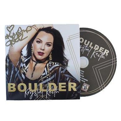 Krystal Keith Signed Boulder EP CD