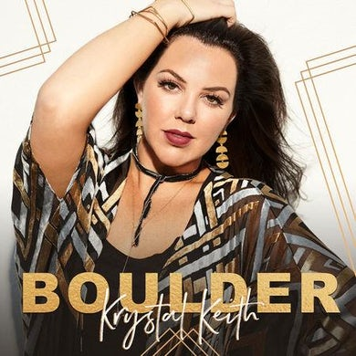 Krystal Keith Boulder EP (Vinyl)
