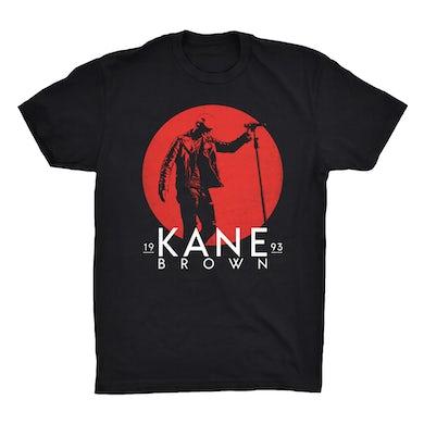 Kane Brown Live Mic Shot Tour Tee