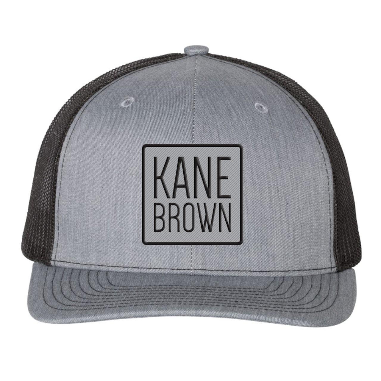 6976429f53634 Kane Brown Grey Black Hat