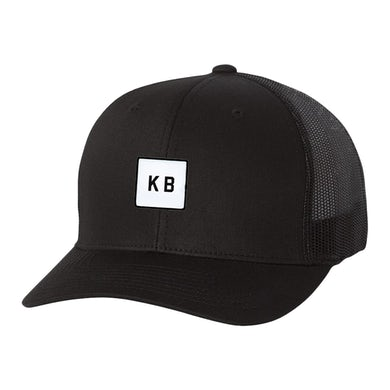 Kane Brown Black Patch Hat