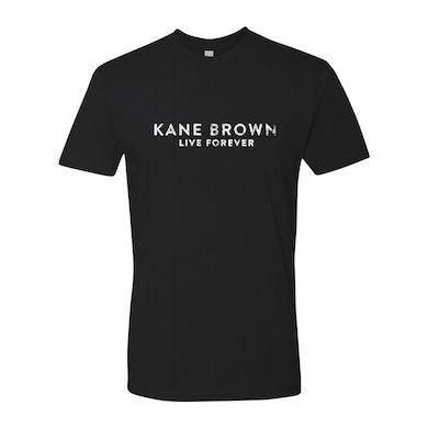 Kane Brown Live Forever Tour Tee
