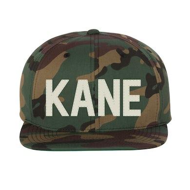 Kane Brown KANE Camo Hat