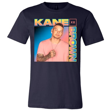 Kane Brown KB Photo Tour Tee
