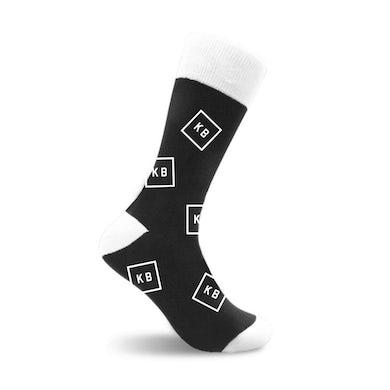 Kane Brown KB Logo Socks