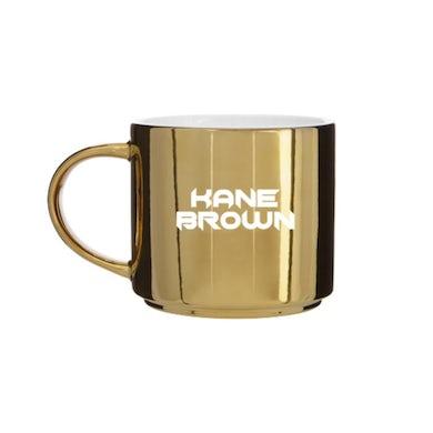 Kane Brown Gold Mug