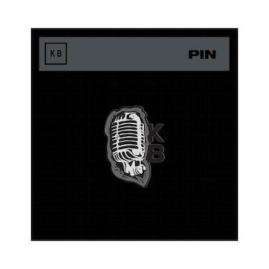 Kane Brown Mic Pin