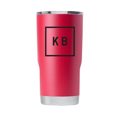 Kane Brown Red Tumbler