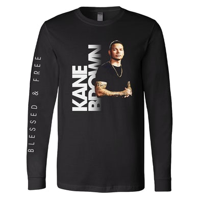 Kane Brown Blessed & Free Tour Long Sleeve