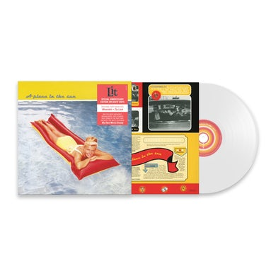 Special Anniversary Edition White Vinyl - A Place in the Sun