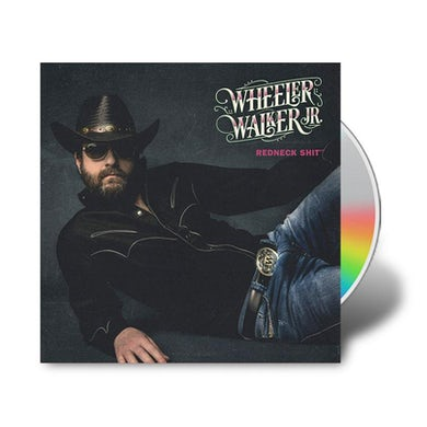 Wheeler Walker Jr Redneck Shit (2016)