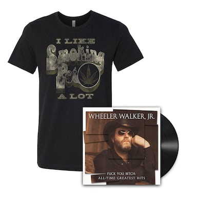 Wheeler Walker Jr Stoner Bundle Pre-order