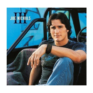 Joe Nichols III CD