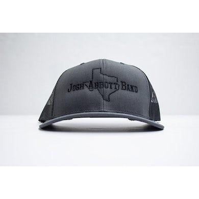 Josh Abbott Band JAB Charcoal Texas Logo Hat