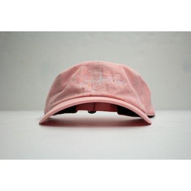 Josh Abbott Band JAB Pink Texas Logo Hat