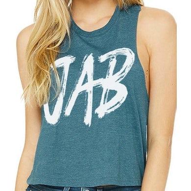 Josh Abbott Band JAB Logo Crop Top