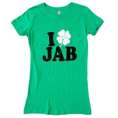Josh Abbott Band JAB Shamrock T-shirt