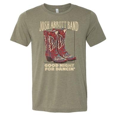 Josh Abbott Band Good Night For Dancing Tee