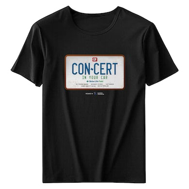 Josh Abbott Band Concert In Your Car Tee Pre-order