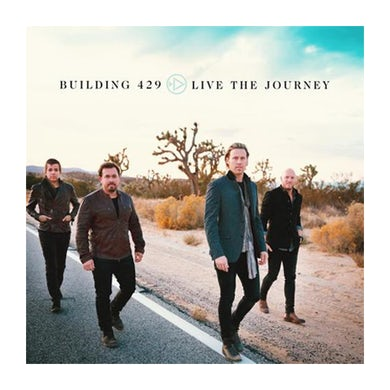 Building 429 Live The Journey (CD)
