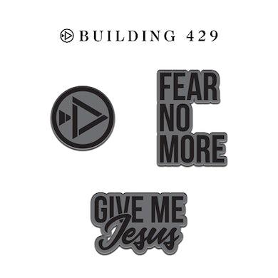 Building 429 Lapel Pin Pack