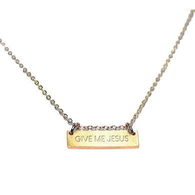 Building 429 Give Me Jesus Necklace