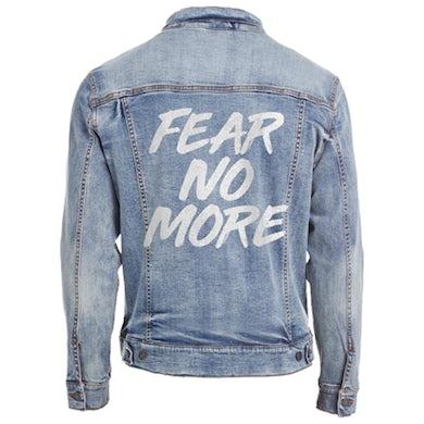 Building 429 Fear No More Denim Jacket