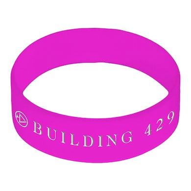 Building 429 Give Me Jesus Bracelet - Pink