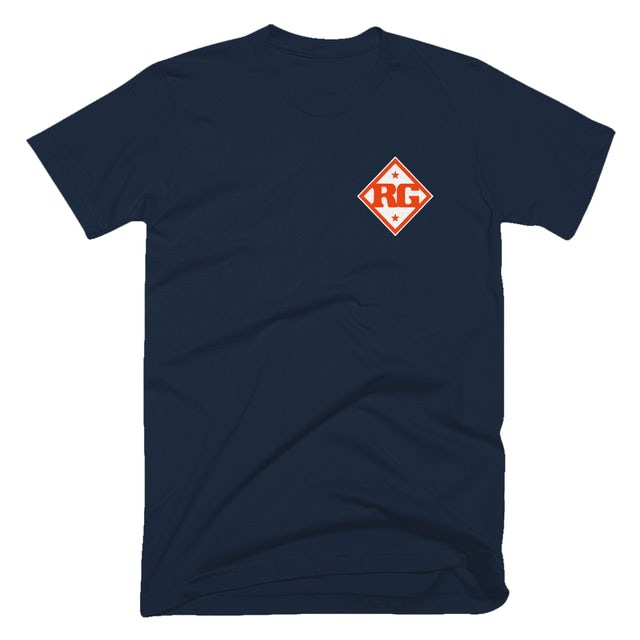 Riley Green War Eagle Navy T-shirt