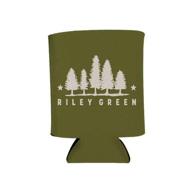 Riley Green Koozie - Green