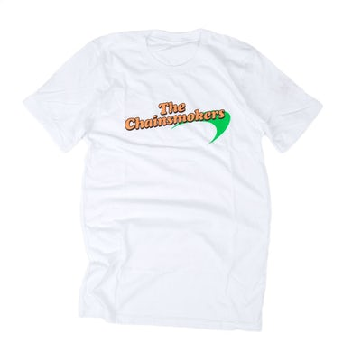 The Chainsmokers White Tee