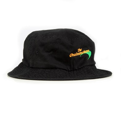 The Chainsmokers Black Bucket Hat