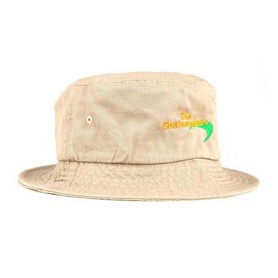 The Chainsmokers Khaki Bucket Hat