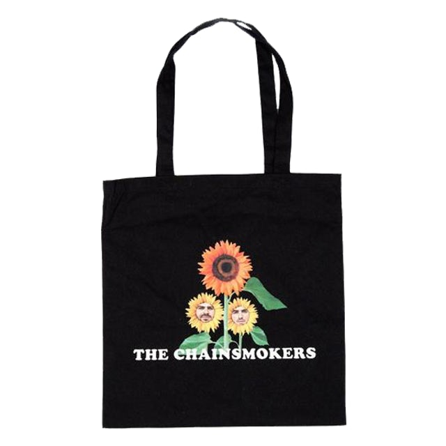 The Chainsmokers Flower Tote