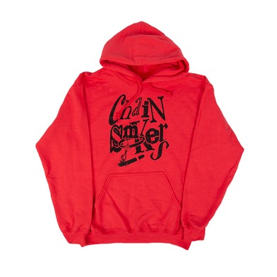 The Chainsmokers Red WWJ Hoodie