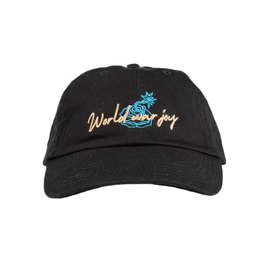 The Chainsmokers Black WWJ Hat