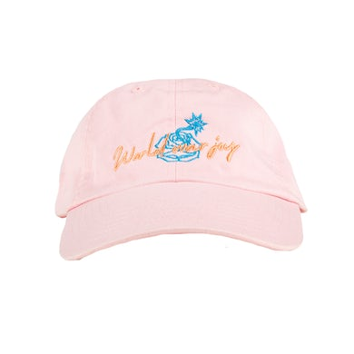 The Chainsmokers Pink WWJ Hat